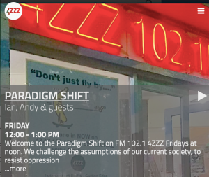 4zzz Paradigm Shift image