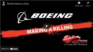 Boeing video by landforces
