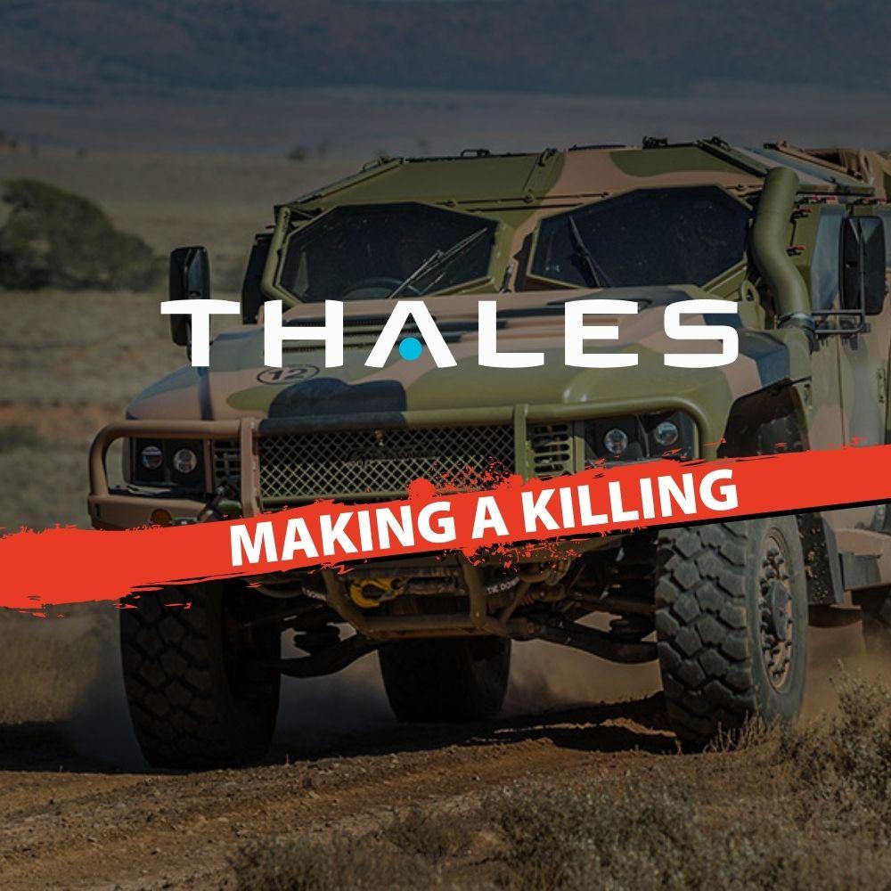 Thales - Making a Killing