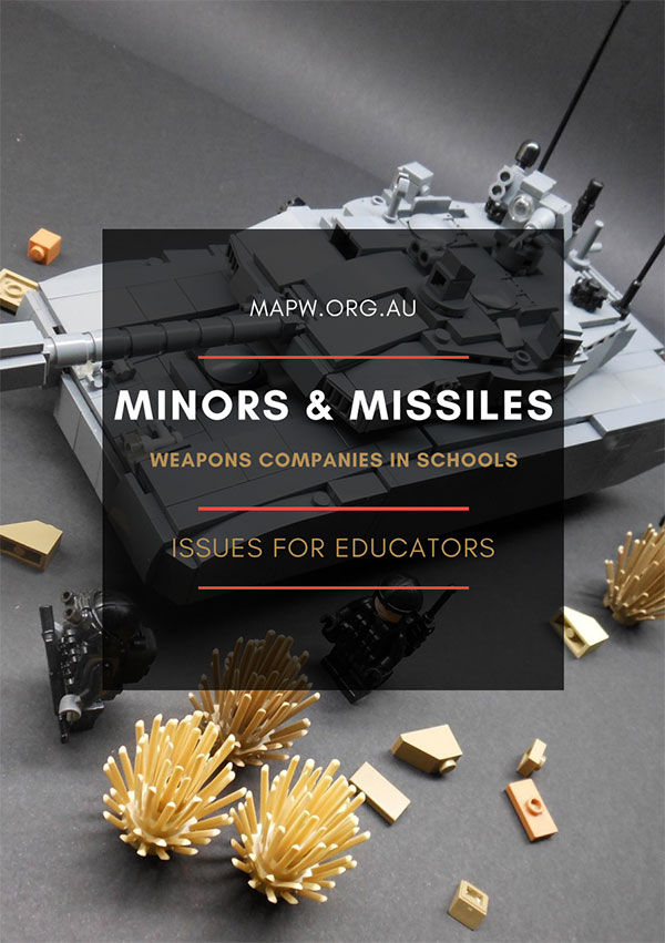 Minors & Missiles report by MAPW