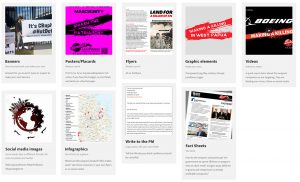 Check out the Resources section for downloads for web and print.