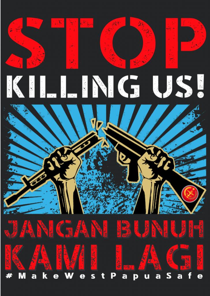 Stop Killing us poster