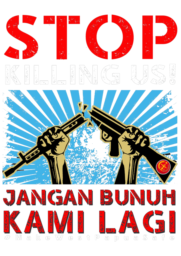 Stop killing us - Jangan Bunuh Kami Lagi song