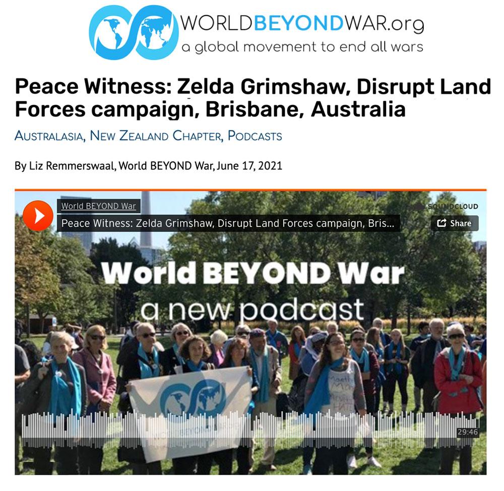 wbw podcast landforces